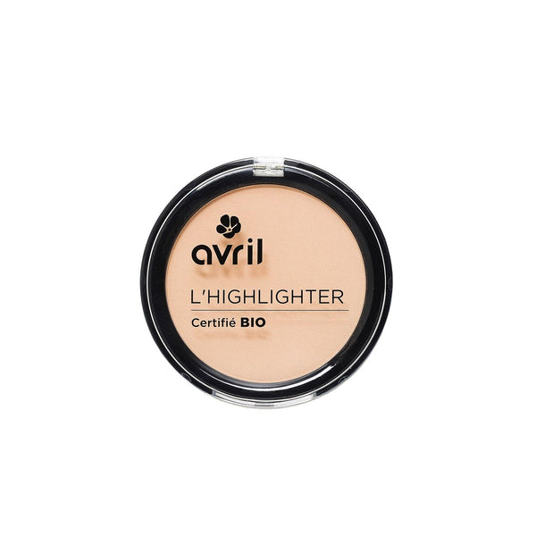 Compact Highlighter - Certified Organic