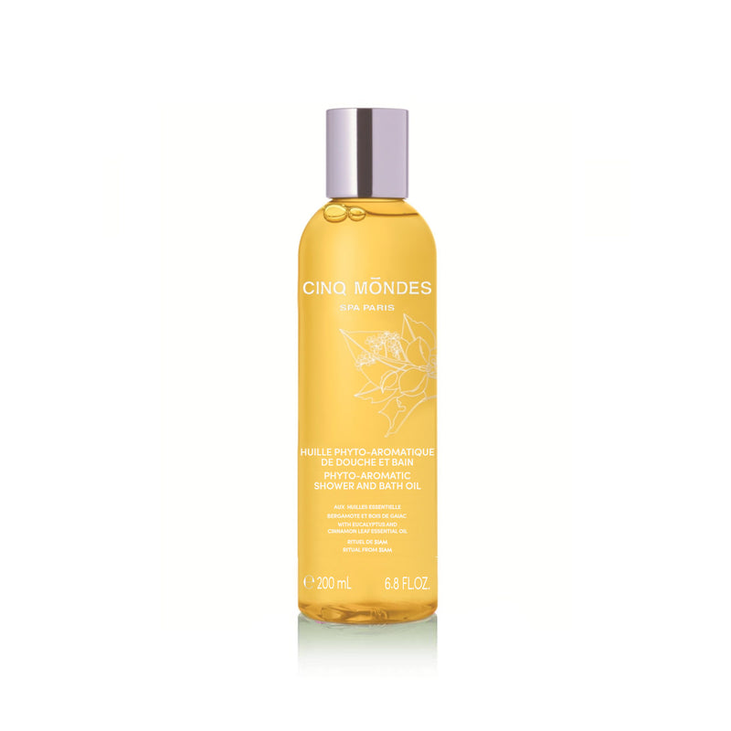 Phyto Aromatic Shower and Bath Oil - Ritual from Siam