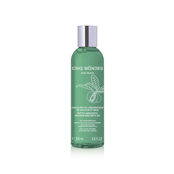 Phyto Aromatic Shower and Bath Oil - Ritual from Java, Indonesia