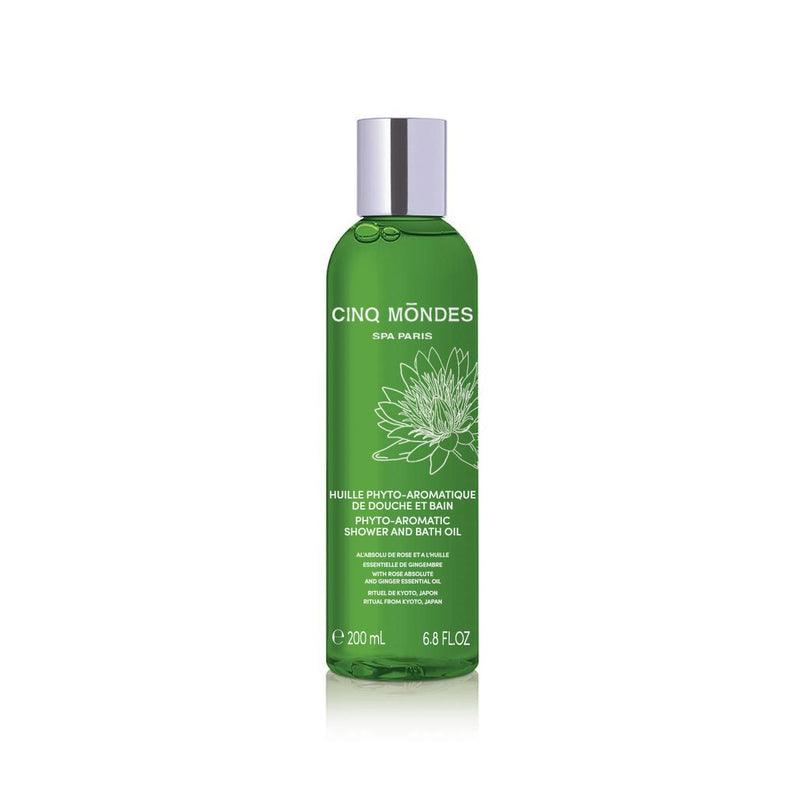 Phyto Aromatic Shower and Bath Oil - Ritual from Kyoto, Japan