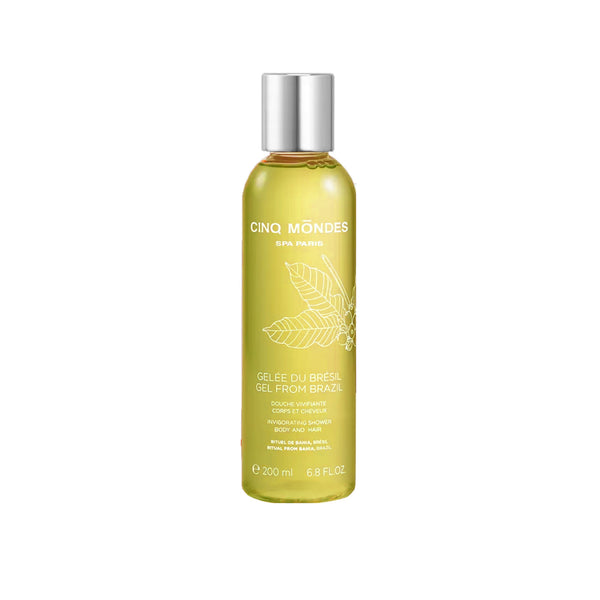 Gel From Brazil Invigorating Shower Hair and Body - Ritual from Bahia, Brazil