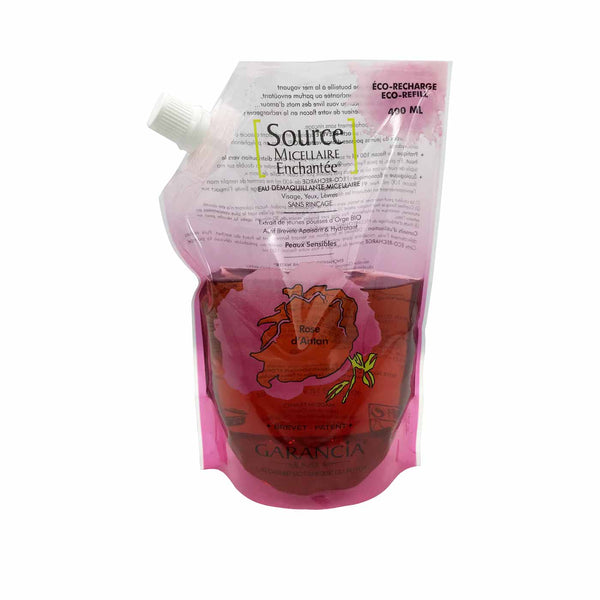 Source Micellaire Enchantée - Rose d'Antan Eco Refill