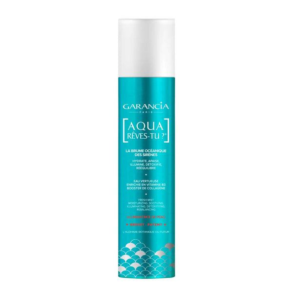Aqua Rêves-Tu? Ocean Mist of Sea Sirens - Moisturizing, Soothing, Illuminating, Detoxifying, Rebalancing