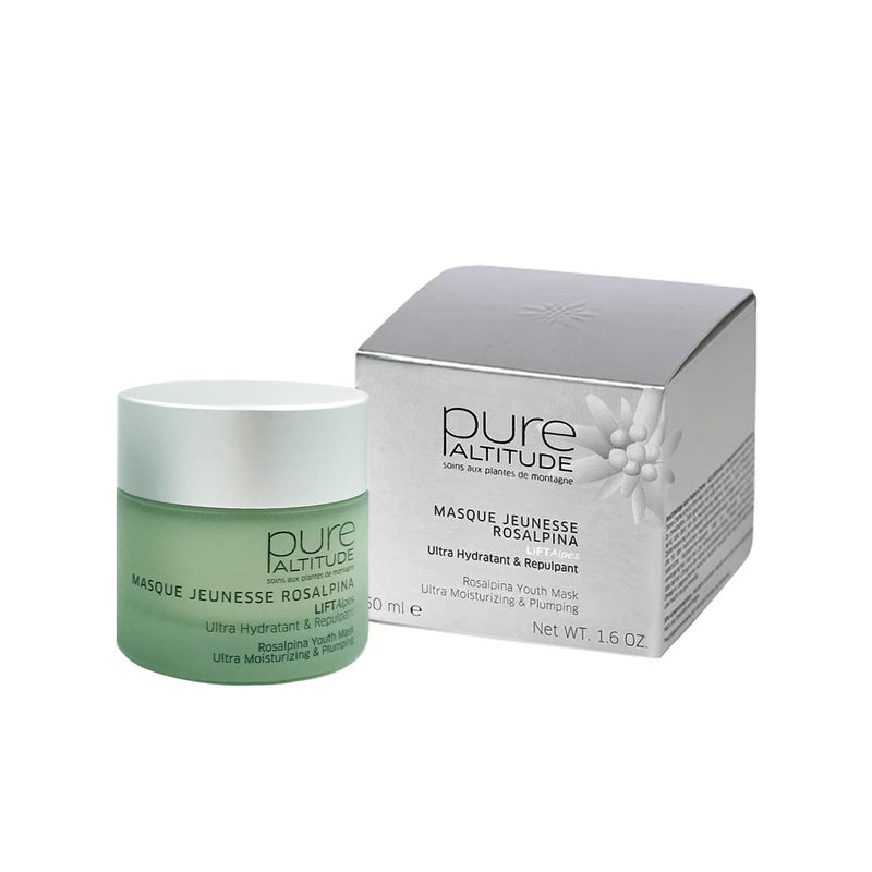 Lift Alpes Rosalpina Youth Mask Ultra Moisturizing & Plumping