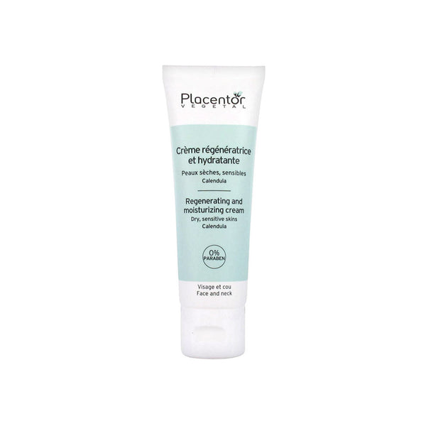 Regenerating and Moisturizing Cream - Dry Sensitive Skins