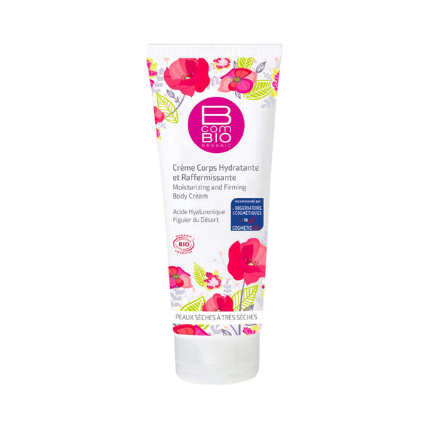 Moisturizing and Firming Body Cream
