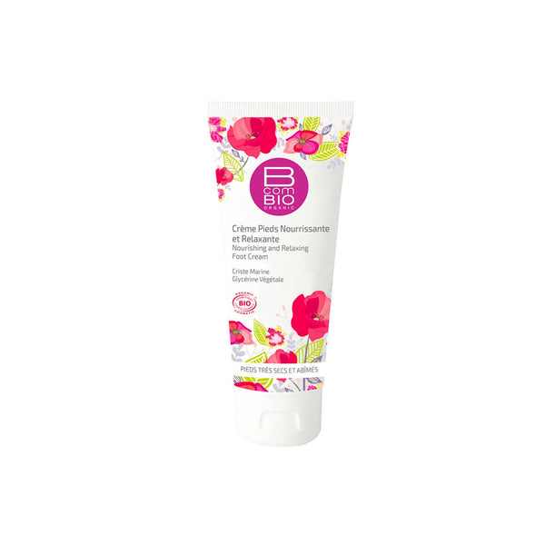 Nourishing and Relaxing Foot Cream