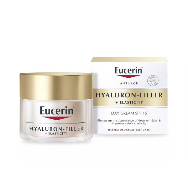 Hyaluron-Filler + Elasticity Anti Age Day Cream SPF15