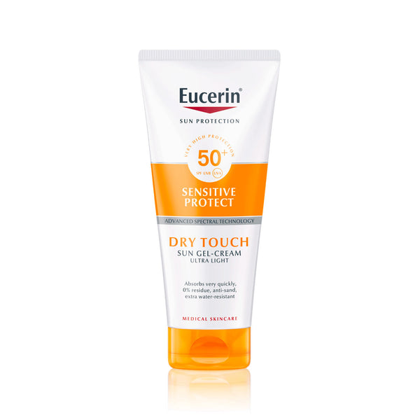 Sensitive Protect Dry Touch Sun Gel-Cream SPF50+