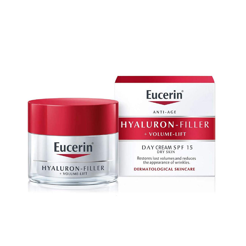 Hyaluron-Filler + Volume Lift Anti Age Day Cream SPF15 - Dry Skin