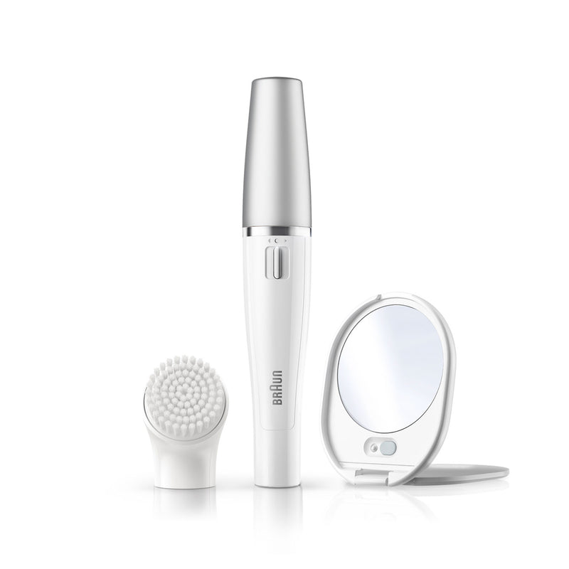Face 830 2-in-1 Facial Epilating & Cleansing System