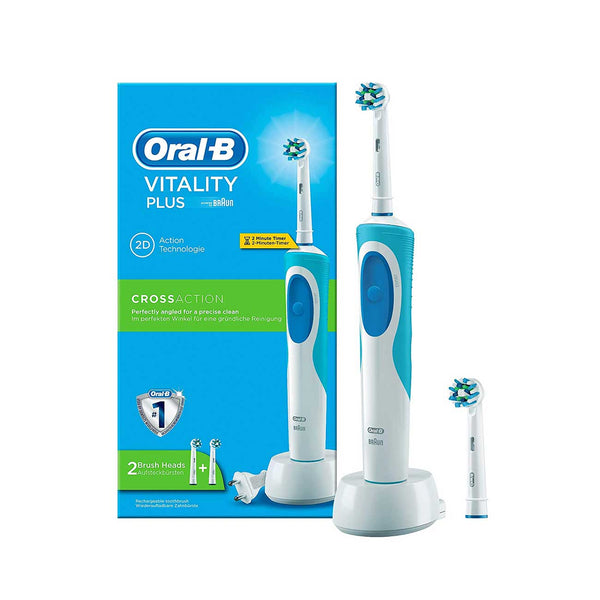 Oral-B Vitality Plus Cross Action Rechargeable Toothbrush