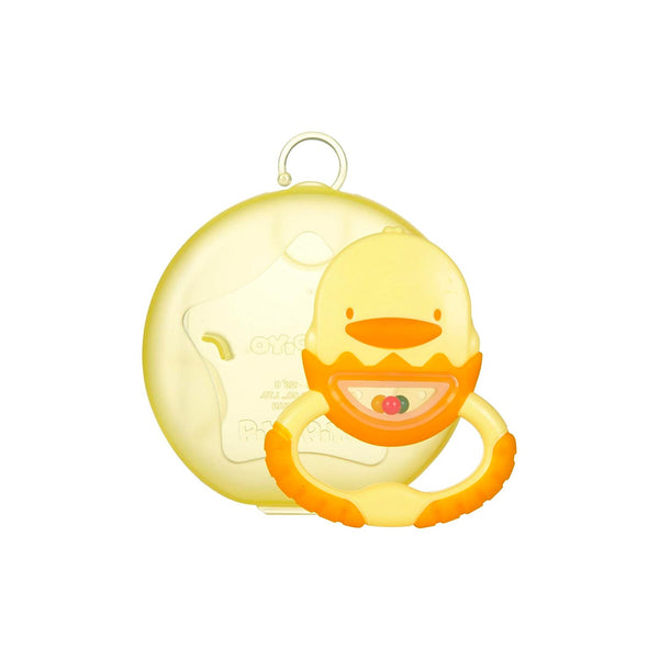 Rattler Teething Ring with Case