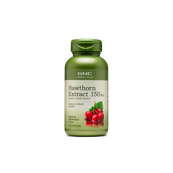 Herbal Plus Hawthorn Extract 150mg