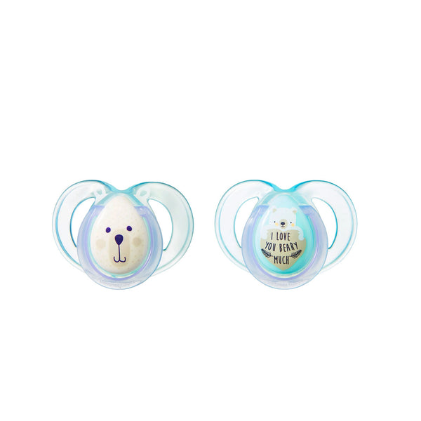 Night Time Soother 6-18M -Pack of 2
