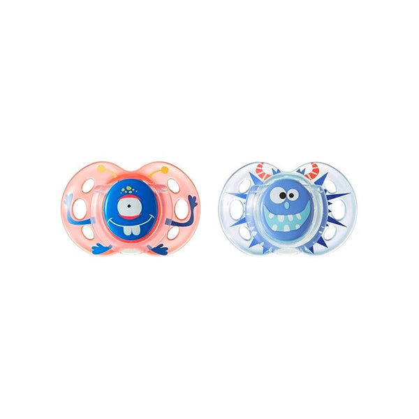 Soother Fun Style 18-36M -Pack of 2