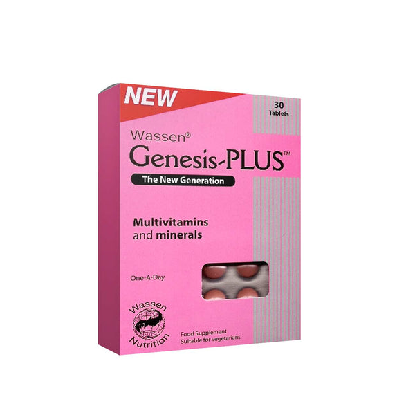 Genesis-PLUS Mutlivitamins and Minerals