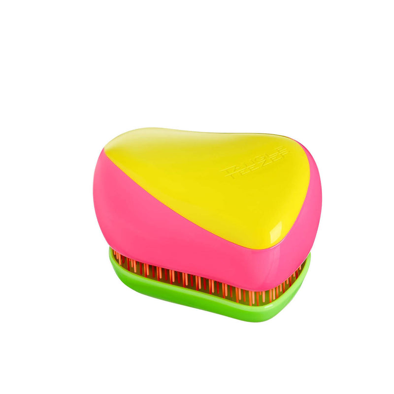 Compact Styler On-The-Go Detangling Hairbrush - Smooth & Shine