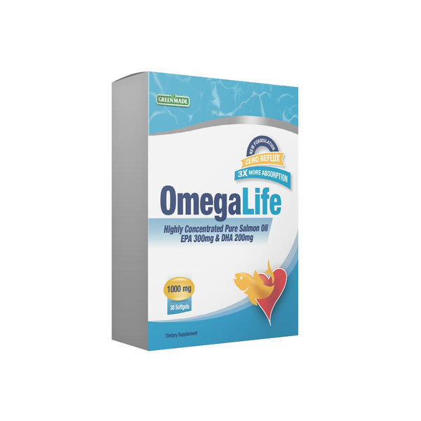 OmegaLife 1000mg