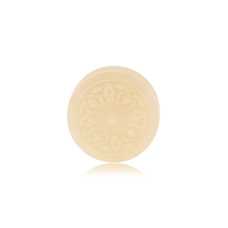 Mini Ma'amoul Soap Cedar of Lebanon Round