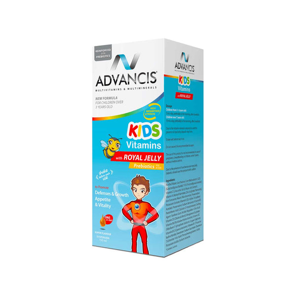 Kids Vitamins with Royal Jelly