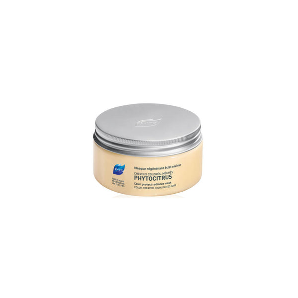 Phytocitrus Color Protect Radiance Mask - Color Treated Highlighted Hair