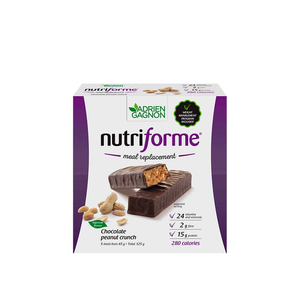 Nutriforme Meal Replacement Bar - Box of 5 Bars