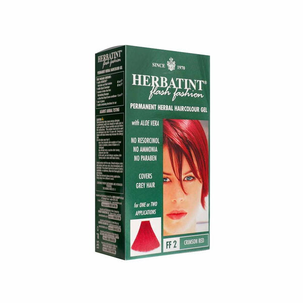 Permanent Hair Colour Gel Flash Fashion