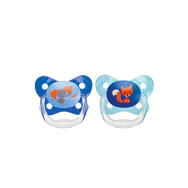 PreVent Contour Pacifier Stage 2 - Pack of 2