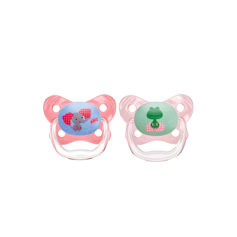 PreVent Contour Pacifier Stage 3  - Pack of 2