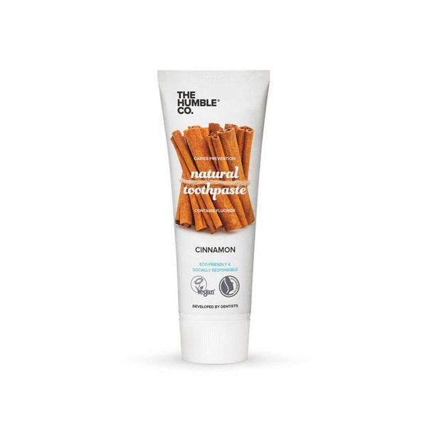 Natural Toothpaste - Cinnamon