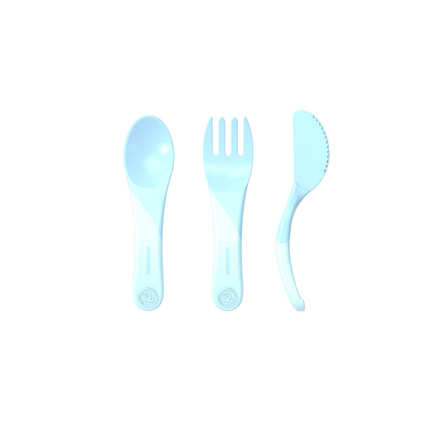CUTLERY LEARNING SET 6M+