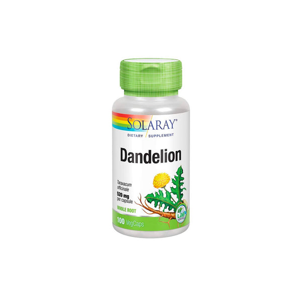 Whole Root Dandelion 520mg