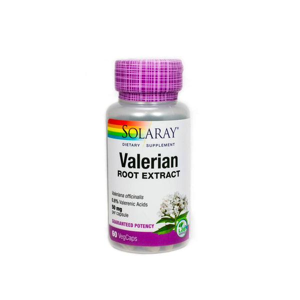 Valerian Root Extract 50mg