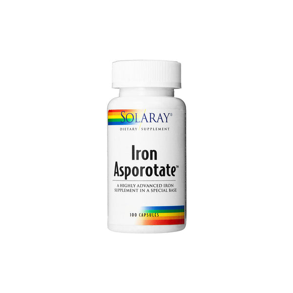 Iron Asporotate - A Highly Advanced Iron Supplement in a Special Base