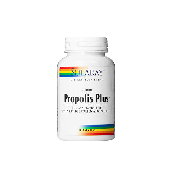 All Natural Propolis Plus - Propolis, Bee Pollen & Royal Jelly