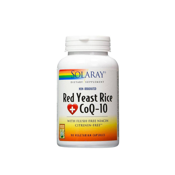 Non-Irradiated Red Yeast Rice + CoQ-10