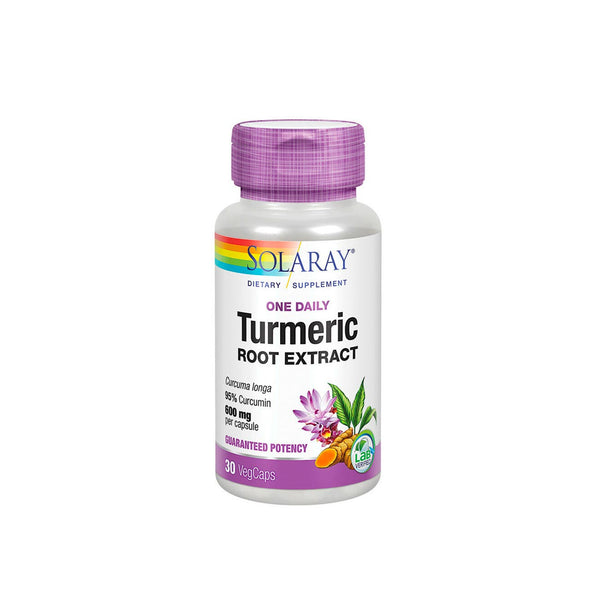 One Daily Tumeric Root Extract 600mg