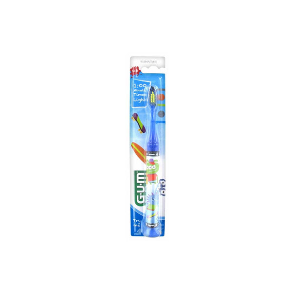 Gum Timer Light Toothbrush - Soft Bristles