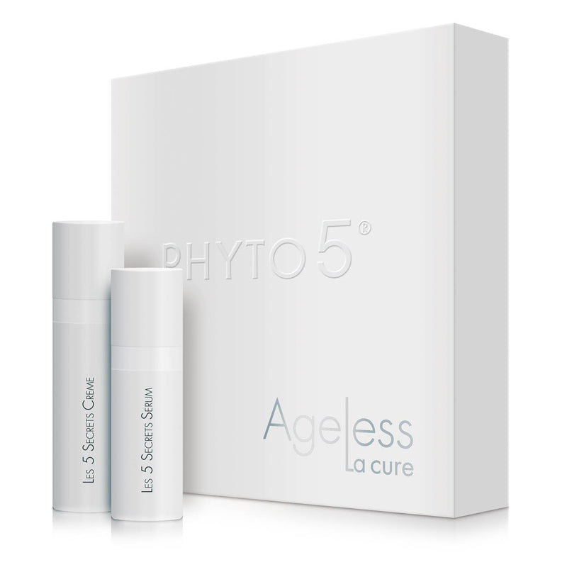 Phyto5 Ageless La Cure Facial Serum and Cream Kit