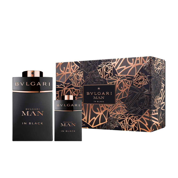 Man In Black Gift Set: Eau de Parfum 100ml + Travel Size Eau de Parfum 15ml