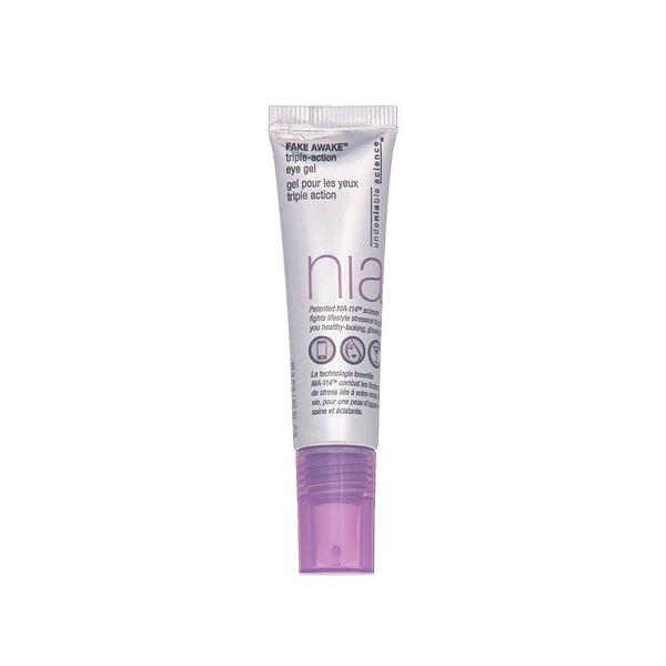 NIA Fake Awake Triple Action Eye Gel