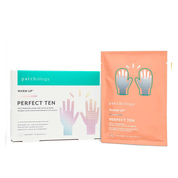 Warm Up™ Perfect 10 Self-Warming Hand and Cuticle Mask