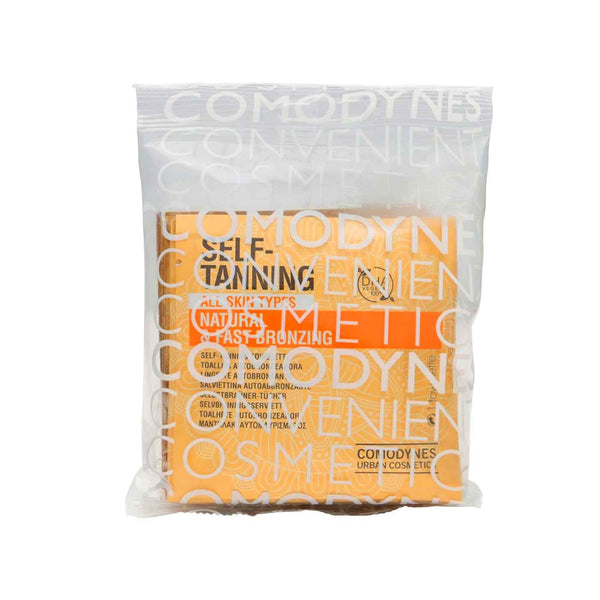 Self-Tanning Natural & Fast Bronzing - All Skin Types - 8 Wipes