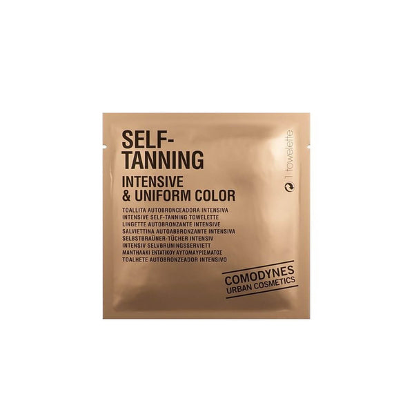 Self-Tanning Natural & Fast Bronzing - All Skin Types - 1 Wipe