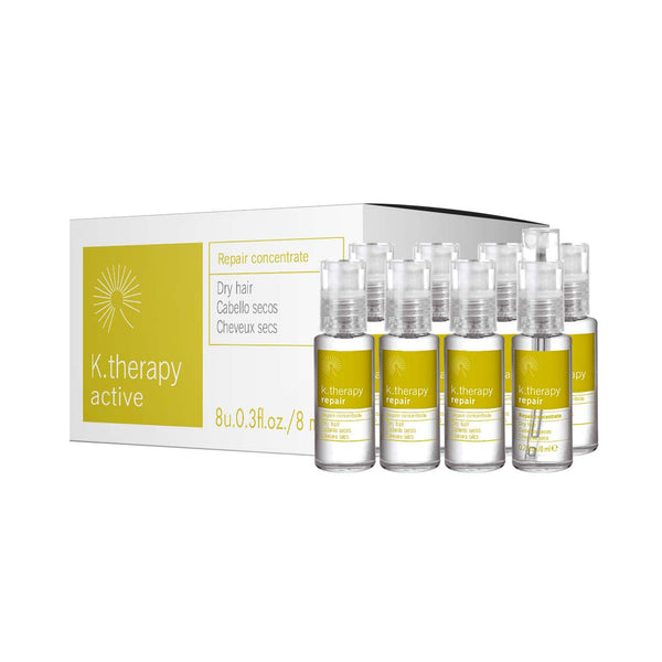 K.Therapy Active Concentrate Pack of 8 x 8ml