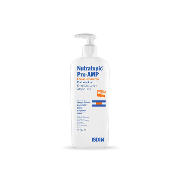 Nutratopic Pro-AMP Emollient Lotion - Atopic Skin