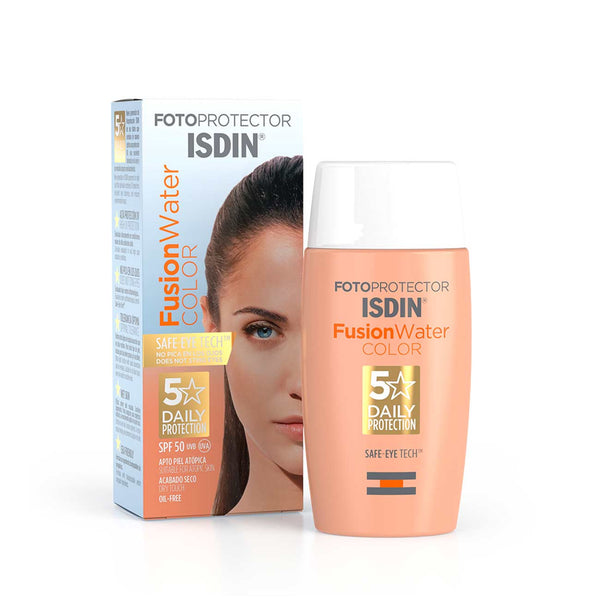 Fotoprotector Fusion Water Color SPF50