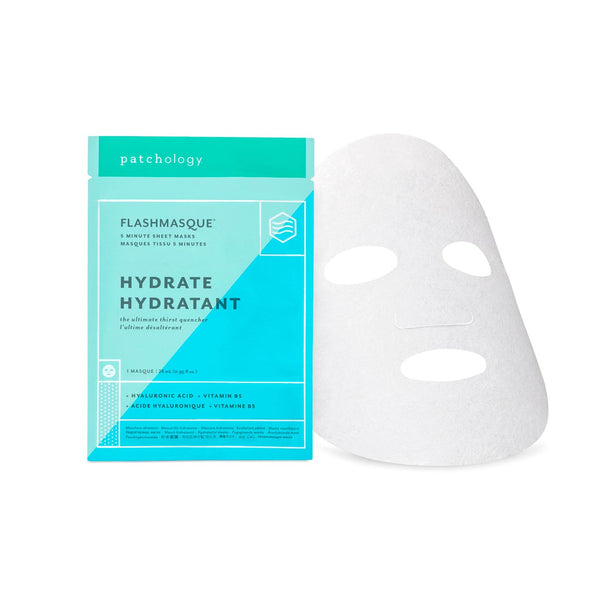FlashMasque® Hydrate 5 Minute Sheet Mask