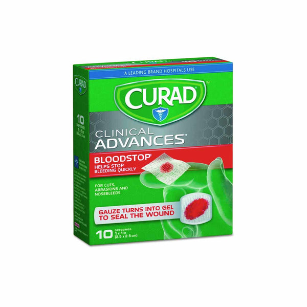 Clinical Advances BloodStop Gauze - Box of 10